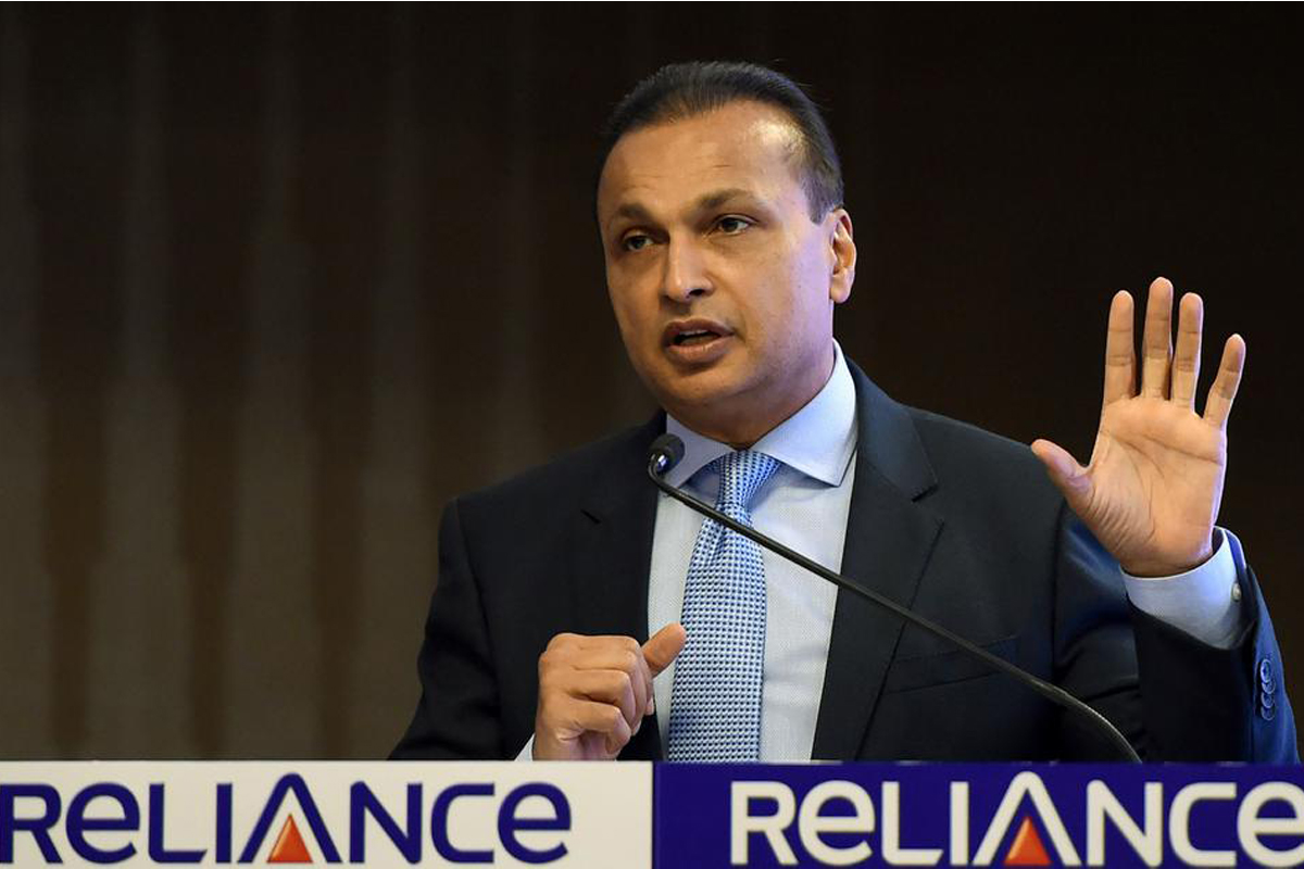 Anil Ambani, Reliance Communications