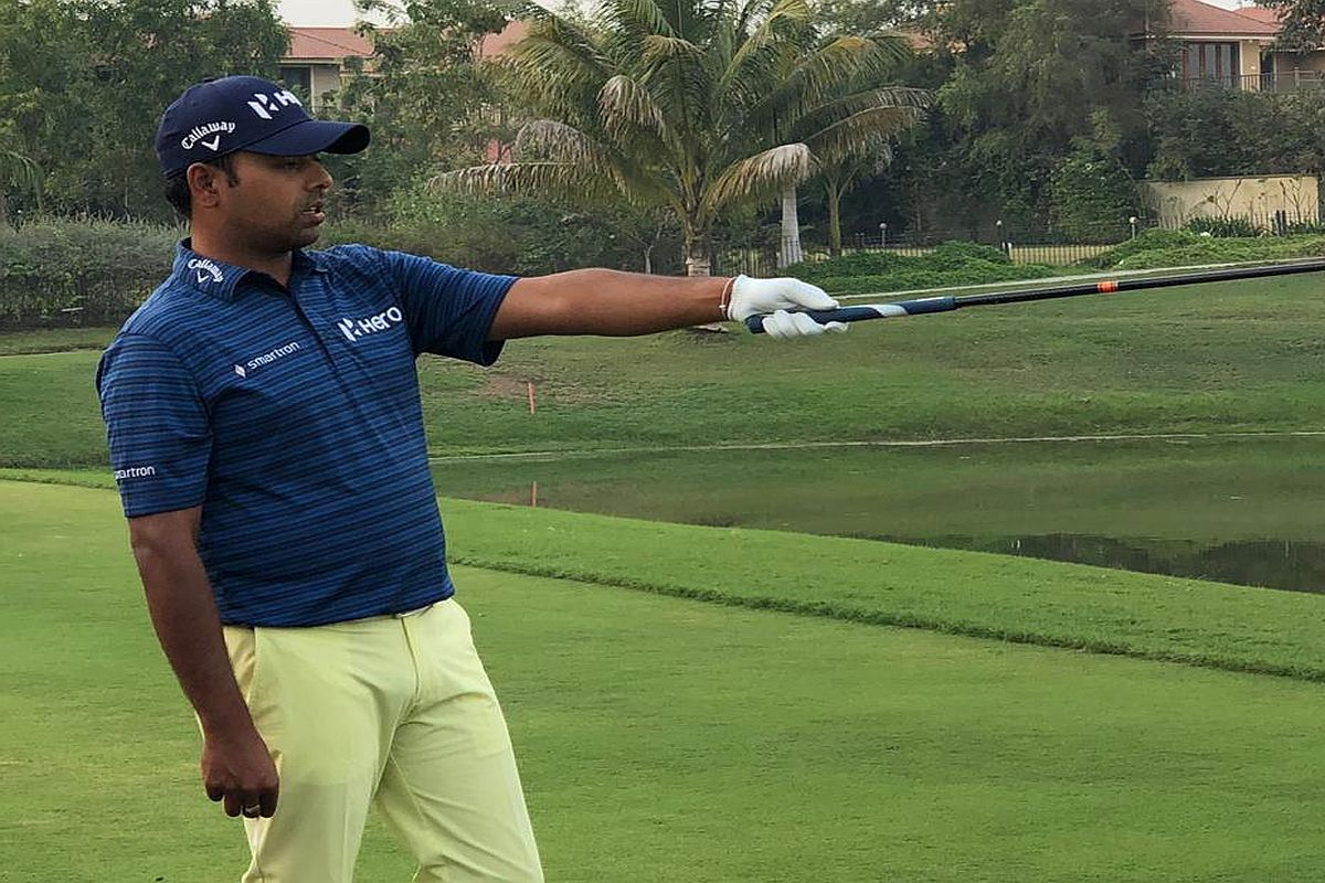 Anirban Lahiri, PGA Tour, Farmers Insurance Open