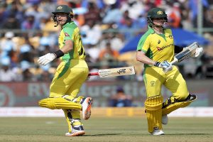 IND vs AUS, 3rd ODI: Steve Smith scores 1st ton in 3 years, Labuschagne hits maiden fifty