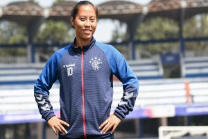 It's been an easier transition than expected at Rangers: Bala Devi