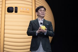 CES 2020: Samsung's robotic 'Ballie' is your perfect mini-assistant
