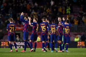 Barcelona ready for COVID-19 tests as La Liga prepares for training return