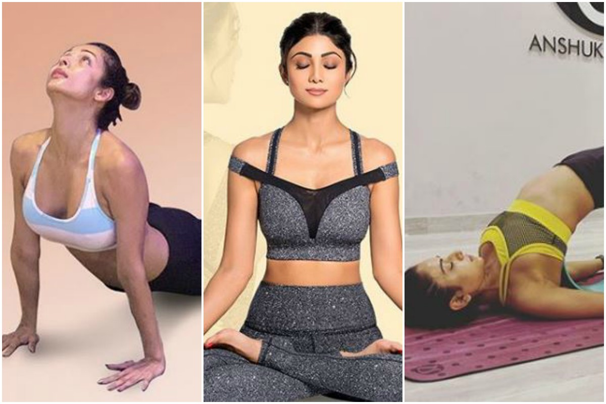 Why not take 'Fitspiration' from your fav Bollywood celebs?