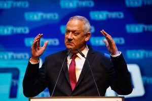 Israeli PM Netanyahu's main rival Benny Gantz accepts invitation to White House