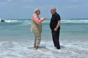 India-Israel relations 'very strong' tweet PM Modi and Benjamin Netanyahu