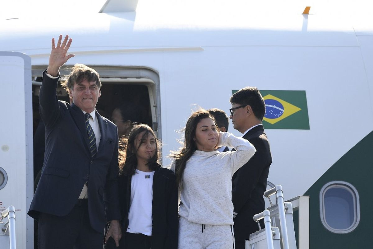R-Day chief guest Jair Bolsonaro arrives in India, expected to sign 15 bilateral agreements