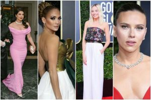 Golden Globes : Best and worst dressed award goes to?