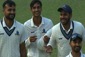 Ranji Trophy: Bengal take upper hand against Delhi; Viadrbha, Andhra get 1st innings lead