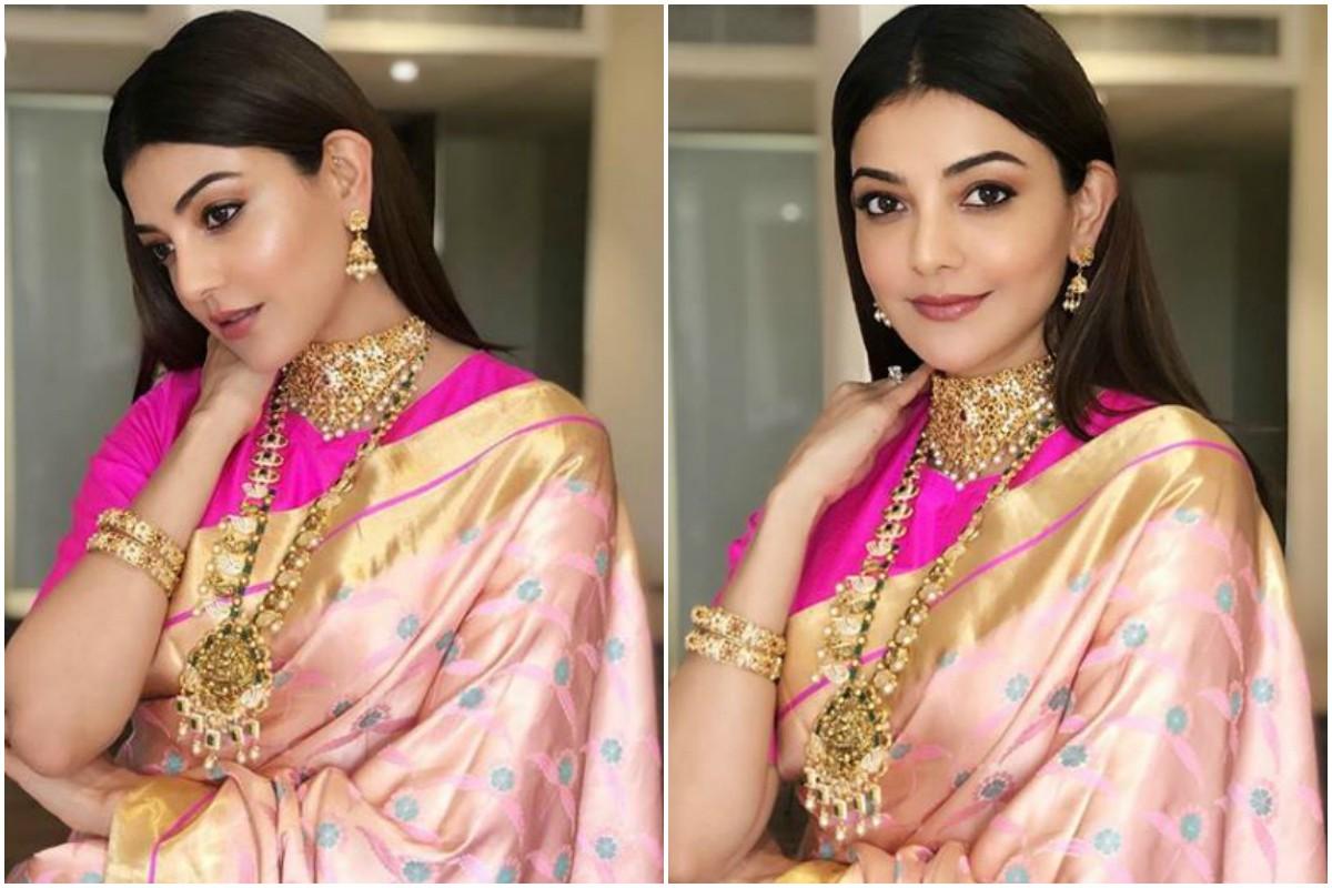 Wedding festivities begin? Opt for desi-look with Banarasi saree this season