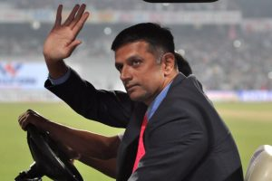 Cricket fraternity wishes Rahul Dravid as 'The Wall' turns 47