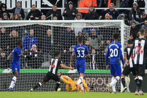 Chelsea rocked as Isaac Hayden's late strike lifts Newcastle United