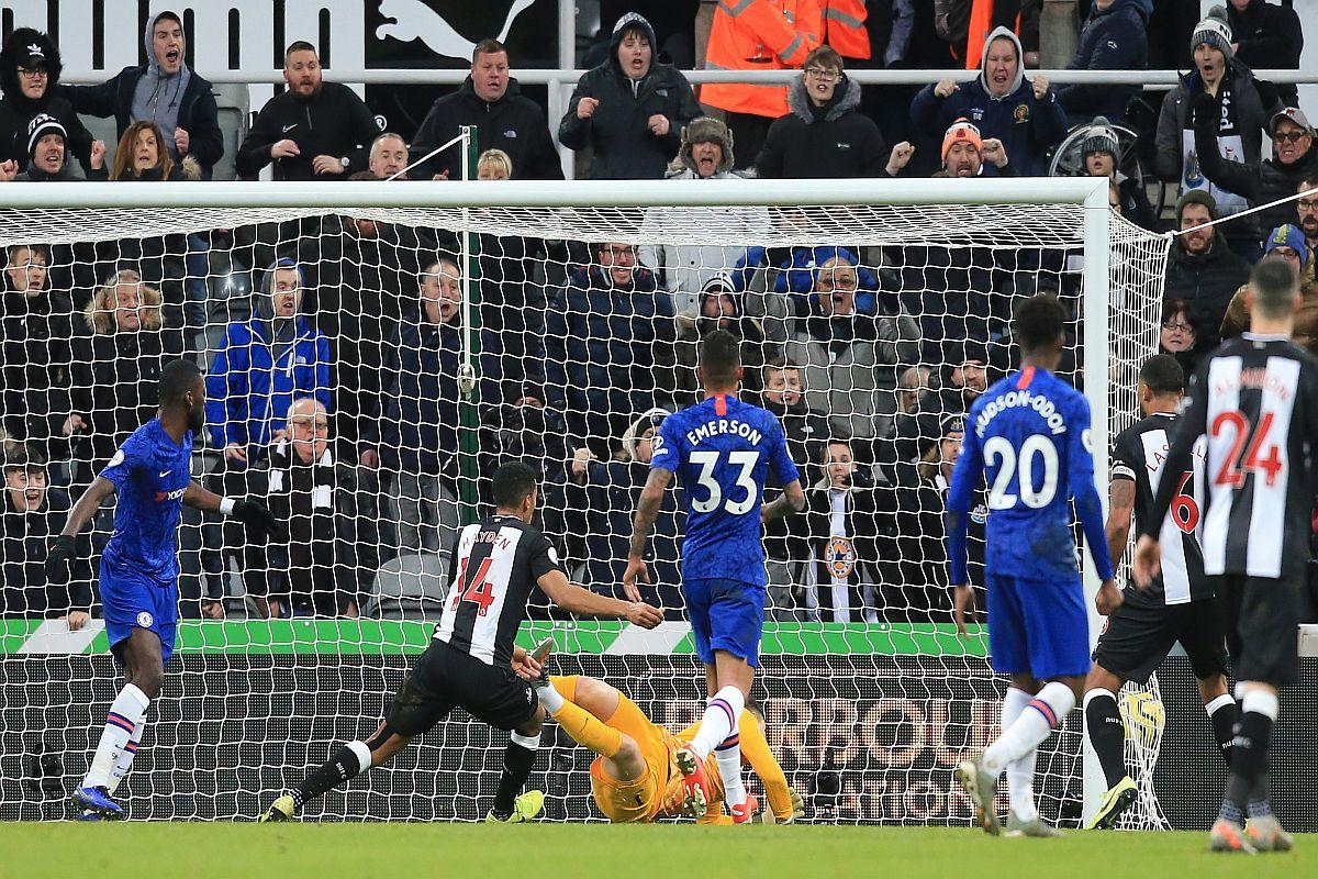 Chelsea, Newcastle United, English Premier League 2019-20, Chelsea vs Newcastle United