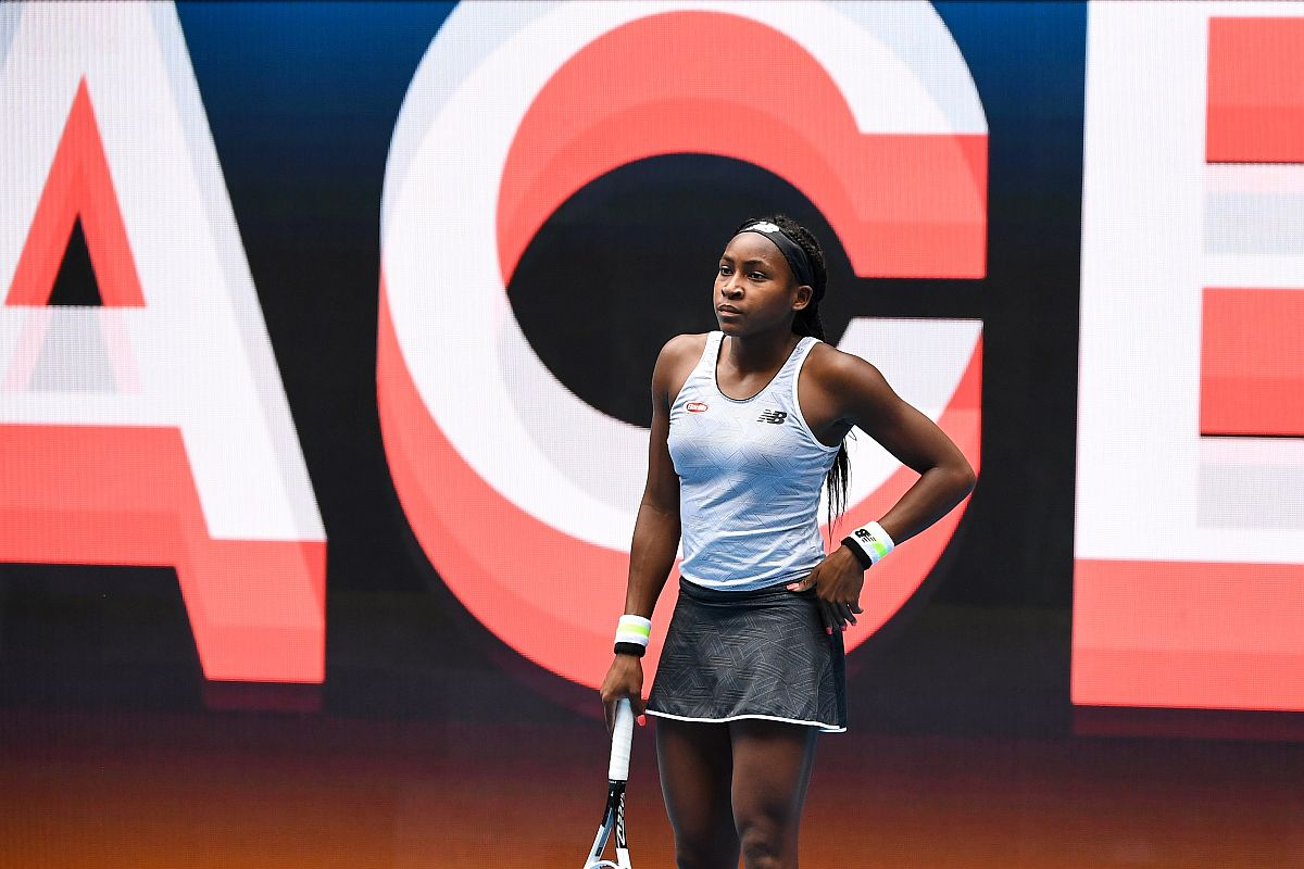 'Will miss playing in Wimbledon 2020,' says Coco Gauff