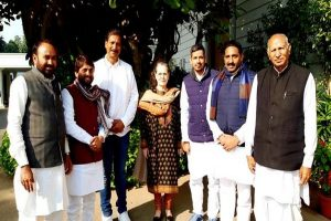 Rajasthan: 6 ex-BSP MLAs formally join Congress