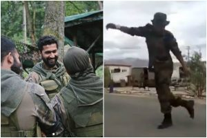Watch | Indian army soldier recreate Uri song 'Challa' in Kargil, video goes viral