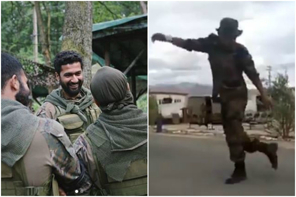 Uri, Vicky Kaushal, Indian Army soldier