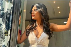 Naagin 4 fame Nia Sharma's 'work look' is amazing; see pic