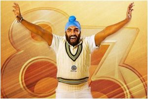 83': Ranveer Singh shares Ammy Virk's character poster as Balwinder Singh Sandhu