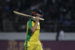 We fell behind the required rate while chasing: Aaron Finch