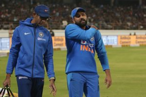 Rohit Sharma fine, should be back for Bengaluru ODI: Virat Kohli