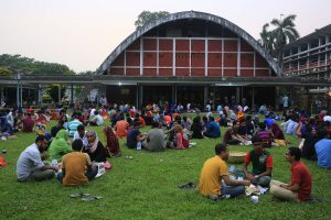 Dhaka University rape victim identifies perpetrator