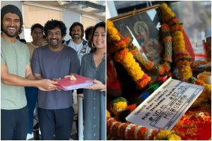 Karan Johar, Puri Jagannadh's first collaboration begins filming in Mumbai