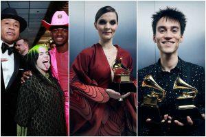 Grammy Awards 2020: Meet the winners