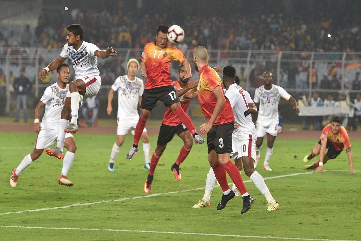 Kolkata Derby, East Bengal, Mohun Bagan, East Bengal vs Mohun Bagan, Mohun Bagan vs East Bengal Kolkata derby, I-League 2019-20, Mohun Bagan vs East Bengal I-League 2019-20,