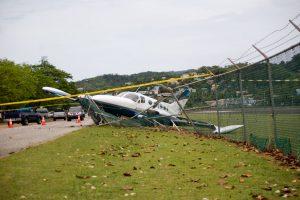 17 children injured after plane makes emergency landing on school playground near Los Angeles