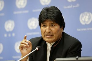 Bolivia to hold general elections on May 3