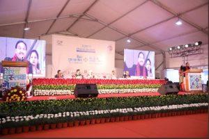 28th World Book Fair opens in Delhi, Kiran Bedi launches book