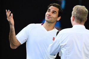 Australian Open 2020: 'Lucky' Roger Federer rallies to win five-set thirller
