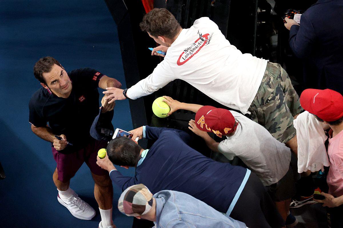 Australian Open 2020, Roger Federer, Filip Krajinovic, Novak Djokovic, Divij Sharan, Rohan Bopanna