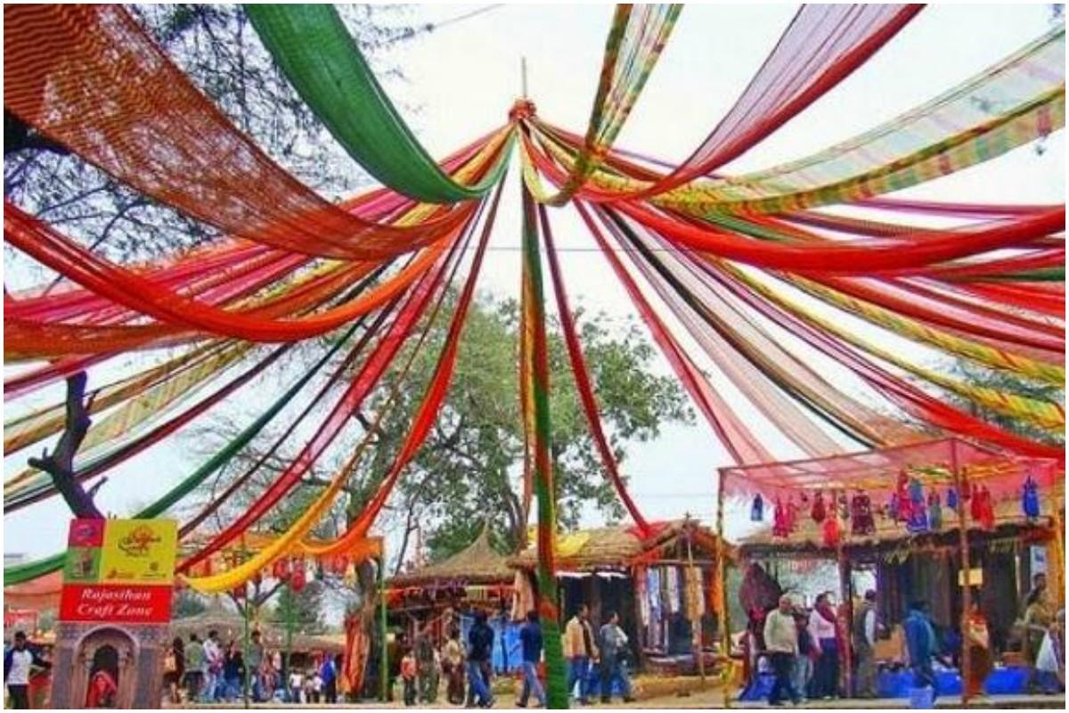 Arth, Surajkund International Crafts Mela, Events, The Lil Flea, Horn OK Please