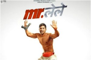 Varun Dhawan starrer 'Mr Lele' first-look out
