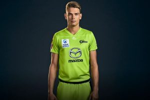 KKR-buy Chris Green suspended from bowling due to illegal action