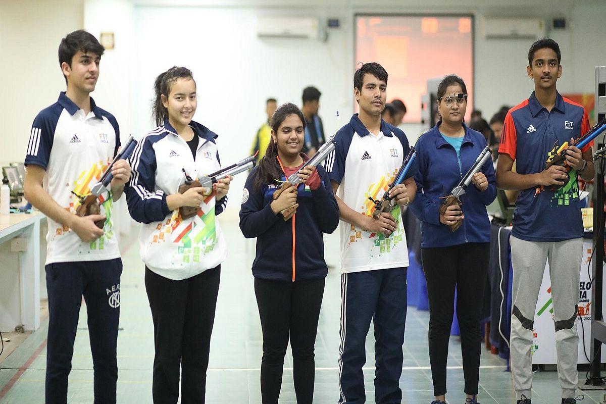 A college canteen propels Aurangabad shooter to success