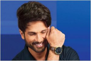 Shahid Kapoor: I am recovering fast from injury