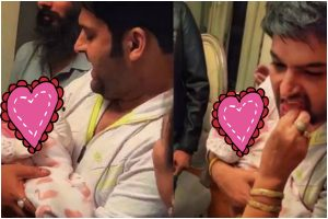 Have you seen the first photos of Kapil Sharma's daughter?