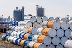 Crude oil futures down by Rs 23 to Rs 3,783 per barrel