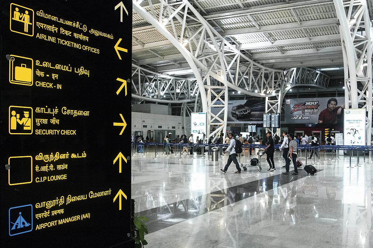 DGCA, Domestic air passenger