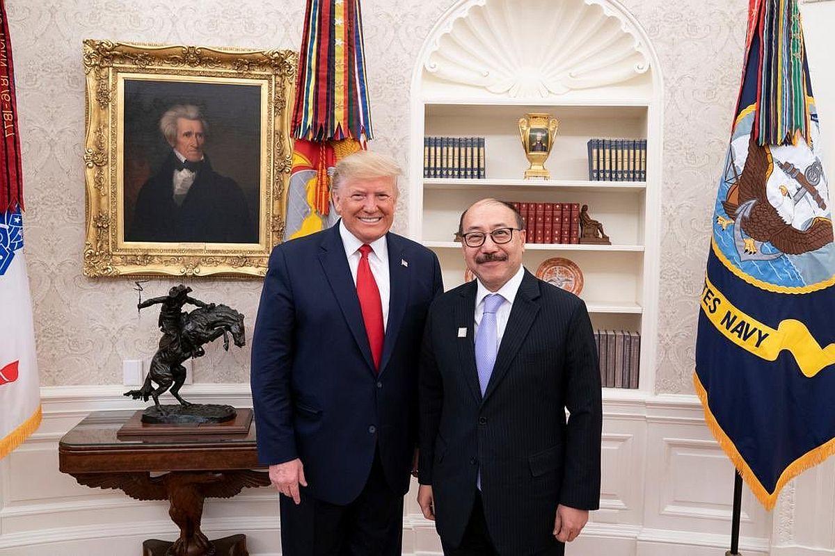 Indian Ambassador to the US