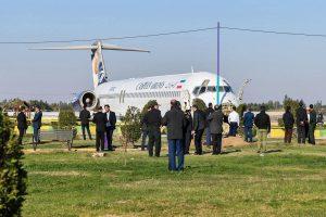 Iran passenger plane overshoots runway, stops in highway