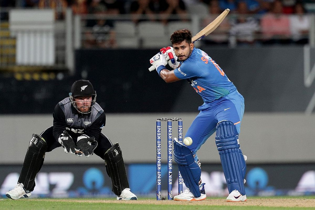 Shreyas Iyer not very experienced but made the pressure match look easy: Ross Taylor