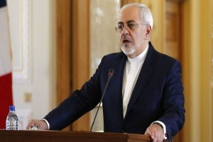 Interested in diplomacy but not in negotiating with US: Iran FM Zarif