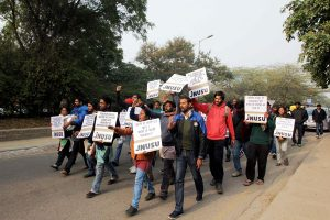 Protests in Mumbai, Pune against JNU violence