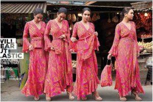 Masaba Gupta launches anti-plastic clothing line