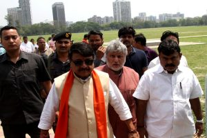 Congress slams Kailash Vijayvargiya for his 'poha' remarks on Bangladeshis