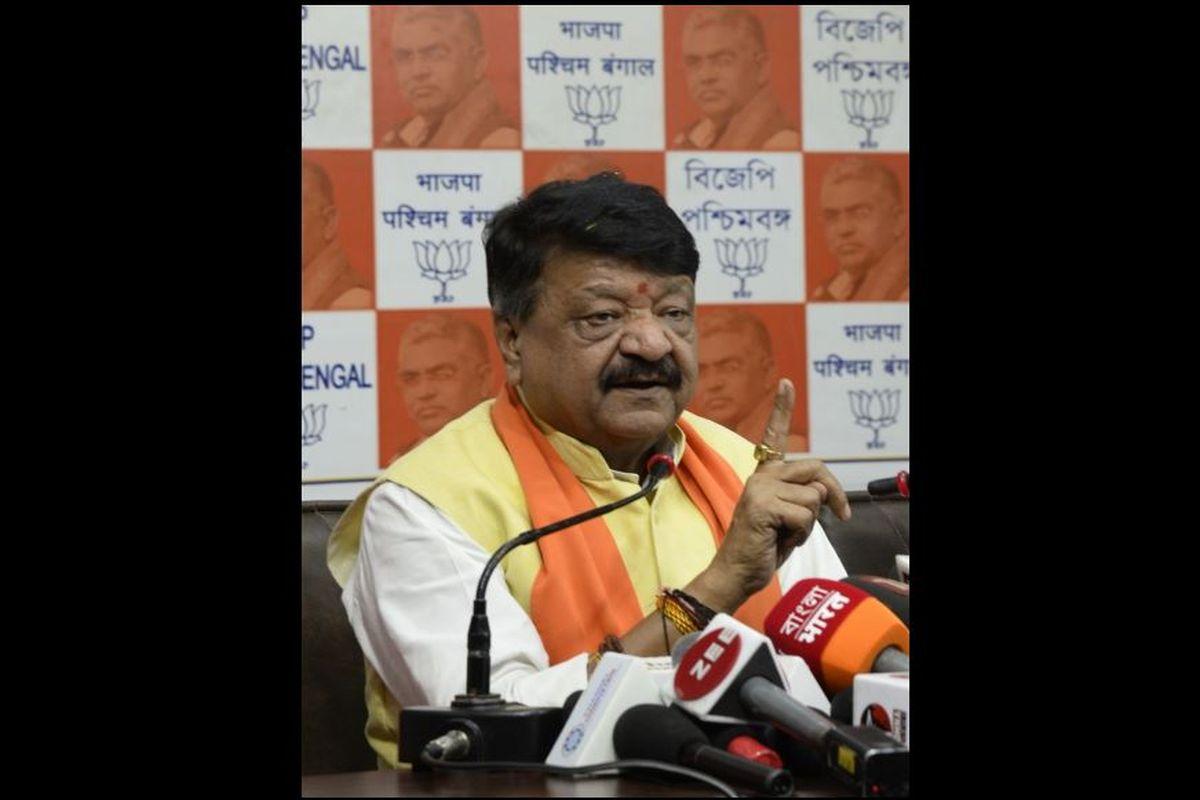 Kailash Vijayvargiya, BJP, Bengal elections, Nandigram,