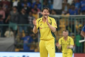 Australia's Kane Richardson tested for coronavirus after reporting illness, results awaited